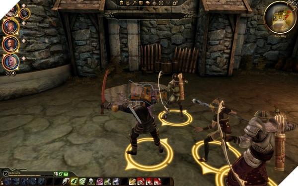 5 tựa game nhập vai dành cho máy tầm trung