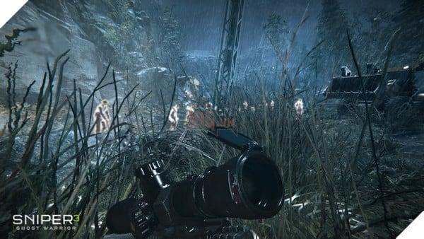 Sniper: Ghost Warrior 3 tung trailer cốt truyện bí ẩn 2