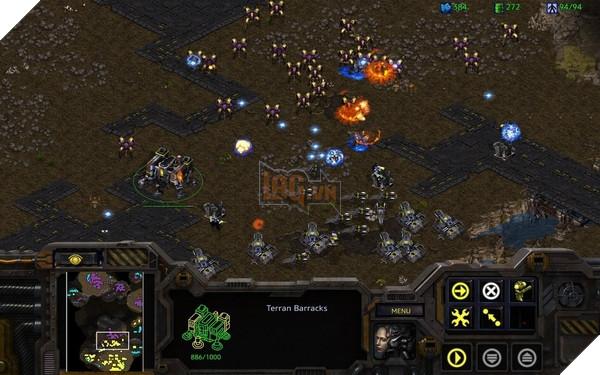 StarCraft sẽ cho tải về miễn phí với bản cập nhật mới 2