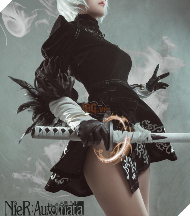 Cùng ngắm cosplay Nier: Automata tuyệt đẹp đốn tim fan hâm mộ