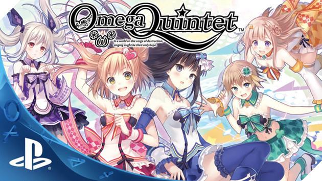 """Omega Quintet - Game nhập vai """"tán gái"""" bất ngờ đổ bộ PC trong năm 2017"""
