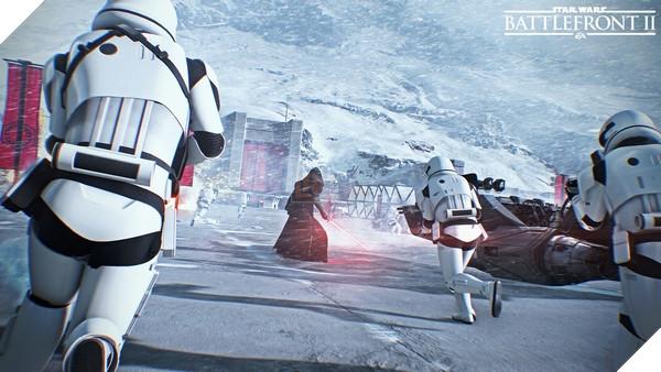 Star Wars Battlefront II: Phần chơi cốt truyện cho phép bạn hóa thân thành Skywalker, Kylo Ren 2