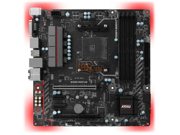 Hướng dẫn xây dựng cấu hình máy tính tầm trung với AMD Ryzen 5 3