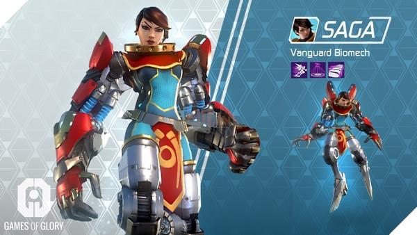 Games of Glory chính thức mở cửa cho game thủ toàn thế giới 4