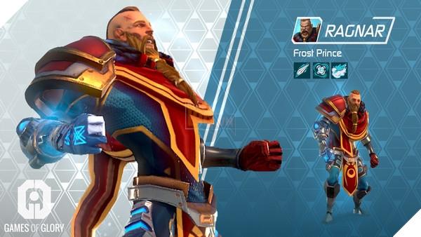 Games of Glory chính thức mở cửa cho game thủ toàn thế giới 7