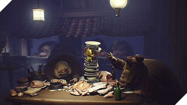 Tóm tắt và giải thích cốt truyện Little Nightmares 1 cùng cái kết mở cho phần 2 10