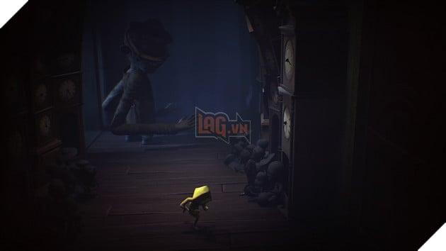 Tóm tắt và giải thích cốt truyện Little Nightmares 1 cùng cái kết mở cho phần 2 7