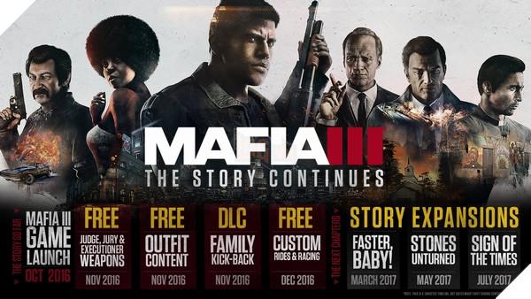 Mafia III: Bản mở rộng tiếp theo kể câu chuyện từ phía John Donovan 3