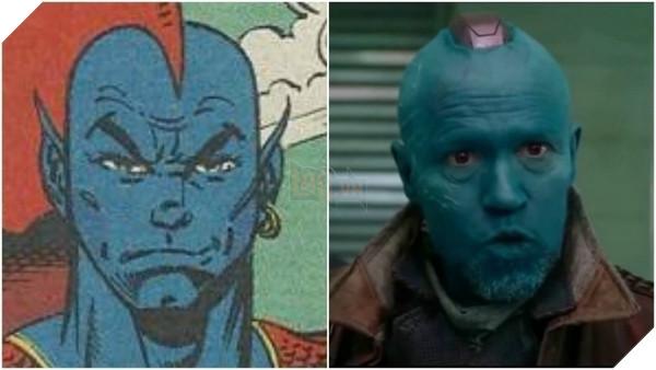 Các nhân vật trong Guardians of the Galaxy trong truyện tranh trông như thế nào? Phần 2  4
