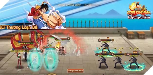 Ở thời điểm hiện tại, One Piece Đại Chiến đang là tựa game khá mới của nhà  phát hành 2T Trường Tồn. Sản phẩm nhận được nhiều sự quan tâm với cốt ...