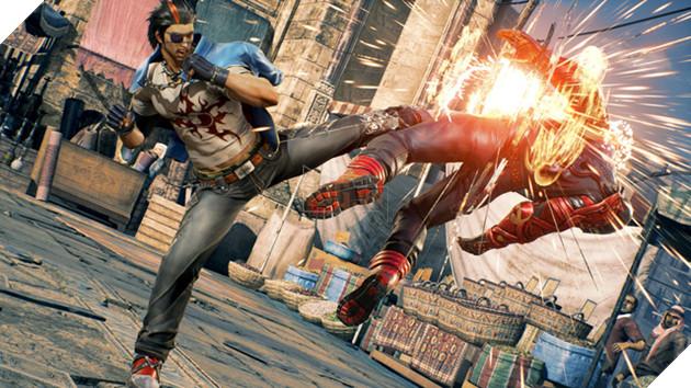 Không nghi ngờ gì nữa, Tekken 7 là game đối kháng ngốn dung lượng ổ cứng nhất trong lịch sử