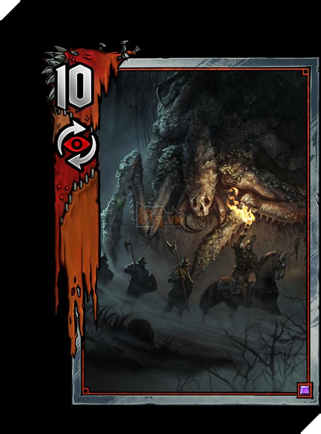 Kết quả hình ảnh cho Gwent: Frightener