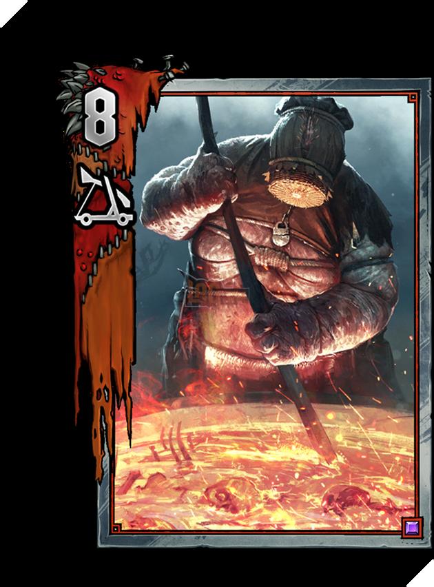 Kết quả hình ảnh cho Gwent: crone card