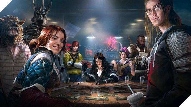 Kết quả hình ảnh cho Gwent: The Witcher Card Game