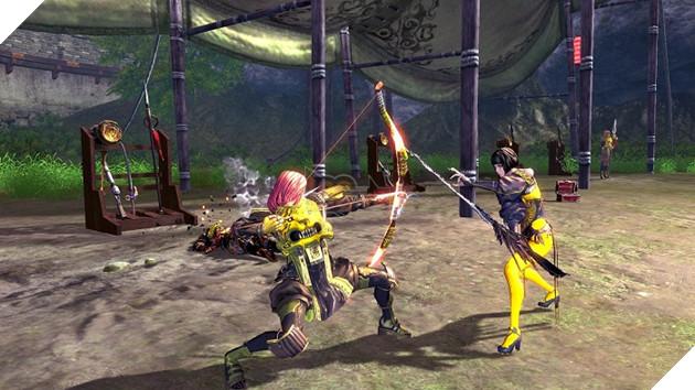 Blade & Soul: Giới thiệu tổng quan class Blade Master-Kiếm Sư 4