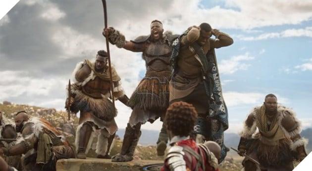"""10 điểm ấn tượng trong trailer đầu tiên của """"Black Panther"""" 5"""