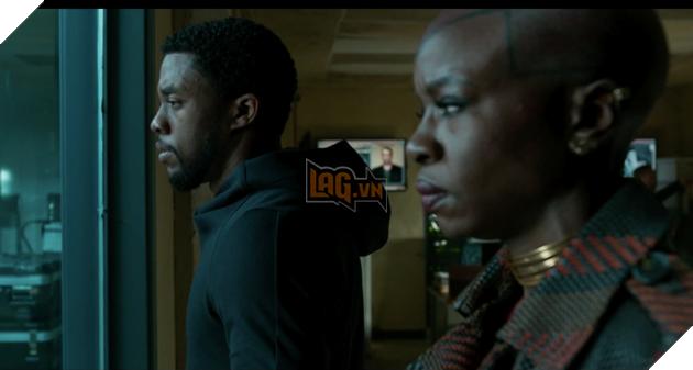"""10 điểm ấn tượng trong trailer đầu tiên của """"Black Panther"""" 12"""