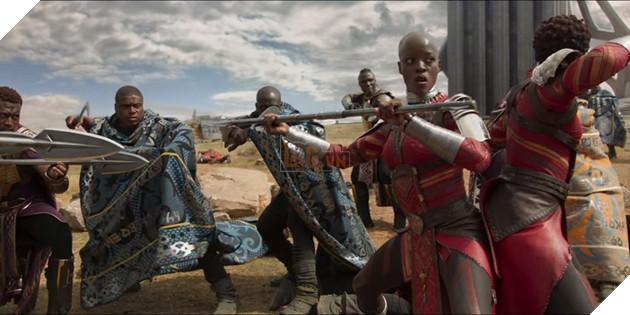 """10 điểm ấn tượng trong trailer đầu tiên của """"Black Panther"""" 7"""