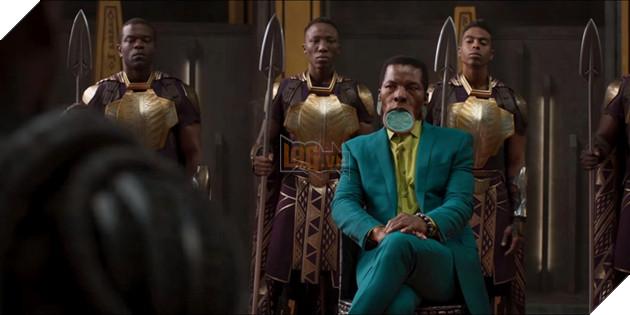 """10 điểm ấn tượng trong trailer đầu tiên của """"Black Panther"""""""