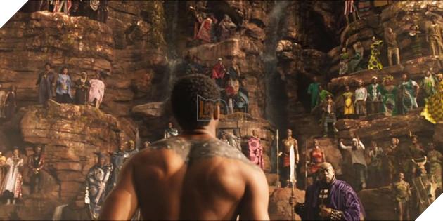 """10 điểm ấn tượng trong trailer đầu tiên của """"Black Panther"""" 2"""