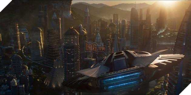 """10 điểm ấn tượng trong trailer đầu tiên của """"Black Panther"""" 3"""