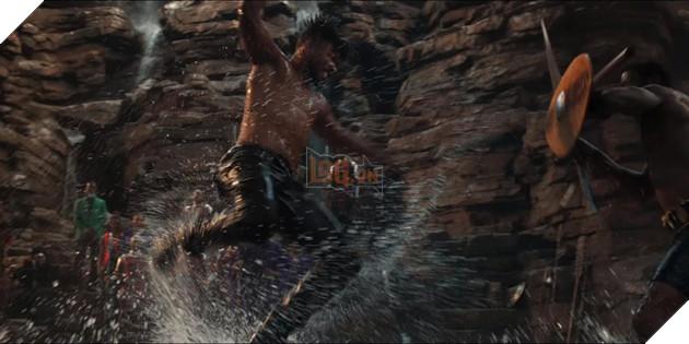"""10 điểm ấn tượng trong trailer đầu tiên của """"Black Panther"""" 14"""