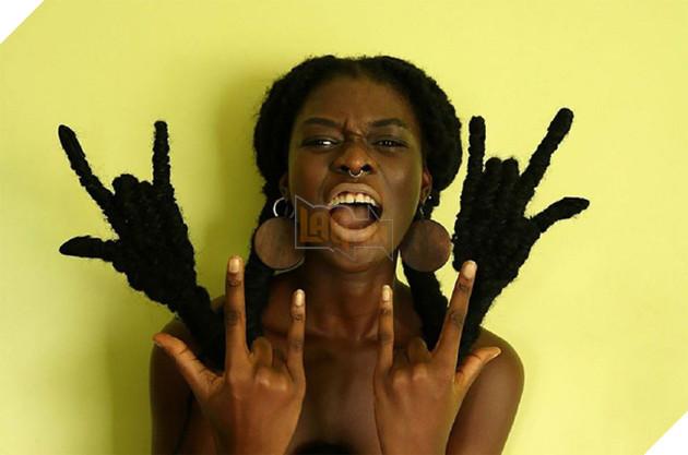 Những kiểu tóc chỉ nên ra đường vào dịp Halloween của cô nàng sáng tạo - Ảnh 7.