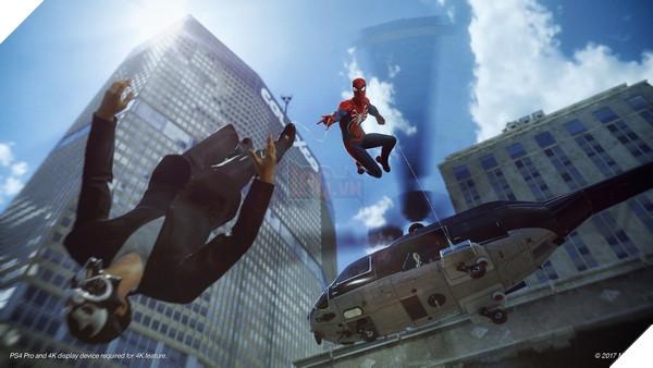 Game Spider-Man mới sẽ không lạm dụng QTE trong suốt cả trò chơi