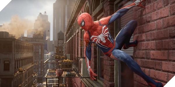 Bản đồ trong Spider-Man sẽ rộng hơn rất nhiều so với bản đồ thế giới mở thông thường