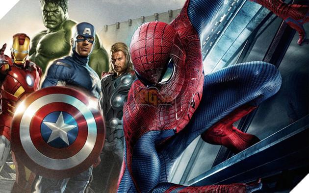 Những lí do khiến fan thích thú khi Người Nhện trở về một nhà với Marvel