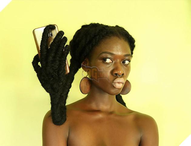 Những kiểu tóc chỉ nên ra đường vào dịp Halloween của cô nàng sáng tạo - Ảnh 5.