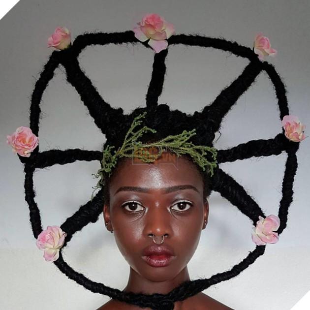 Những kiểu tóc chỉ nên ra đường vào dịp Halloween của cô nàng sáng tạo - Ảnh 9.