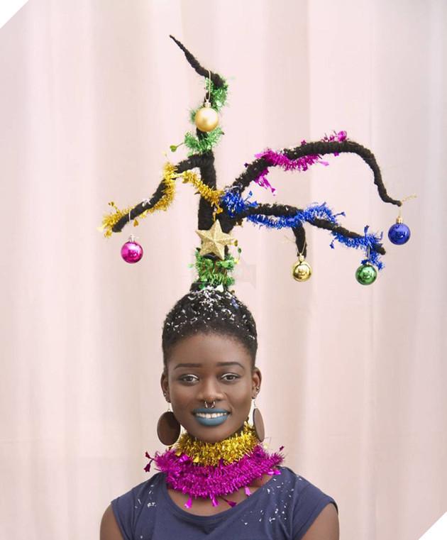 Những kiểu tóc chỉ nên ra đường vào dịp Halloween của cô nàng sáng tạo - Ảnh 19.