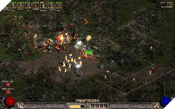 """Liệu Diablo II có khả năng được """"tái sinh"""" trong định dạng HD?"""
