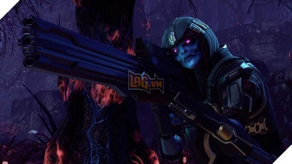 Hunter nổi tiếng với tài thiện xạ từ khoảng cách xa