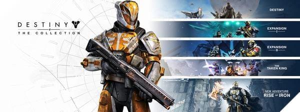 Mỗi bản mở rộng trong Destiny là một câu chuyện không hồi kết