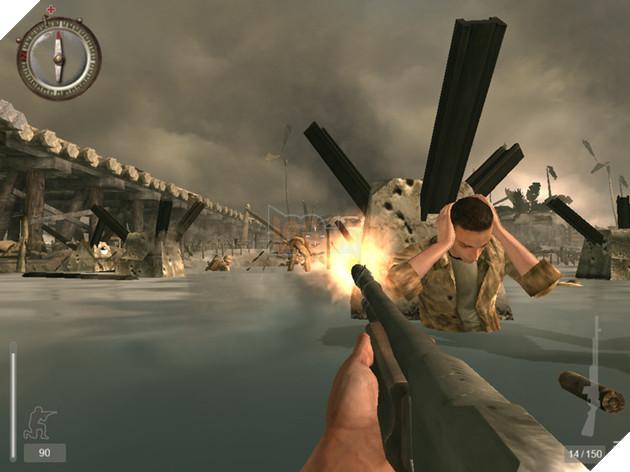Siêu phẩm một thời Medal of Honor: Pacific Assault lại tặng FREE 100%, còn chờ gì không lấy ngay!