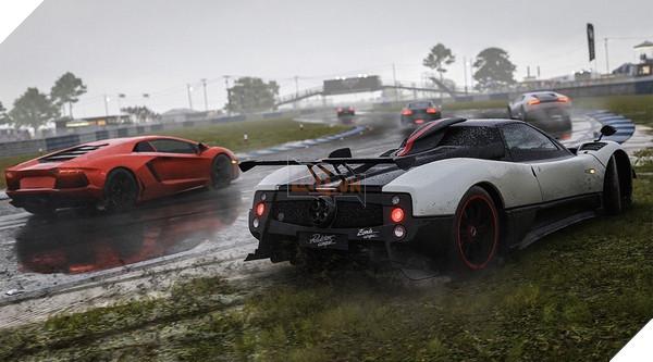 Forza Motorsport 7 sẽ nặng đến 100GB dung lượng
