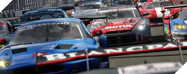Đa dạng chủng loại xe góp mặt trong Forza Motorsport 7