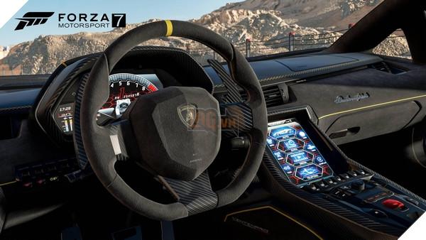 Forza Motorsport 7 sẽ chỉ tập trung vào xe đua 4 bánh