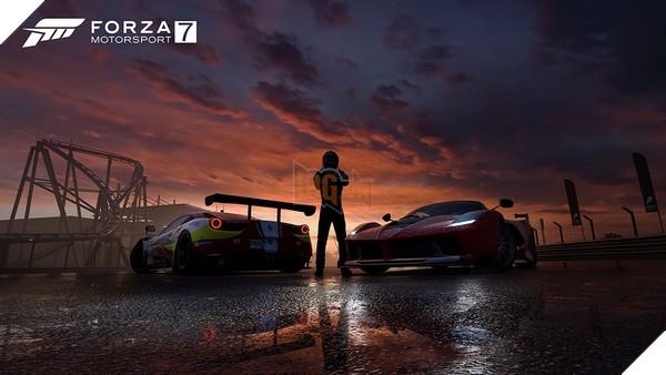 30 địa điểm, hơn 200 màn đua, tựa game đua xe đồ sộ nhất hiện nay