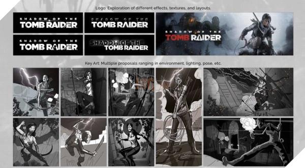 Những hình ảnh bị rò rỉ của Shadow of the Tomb Raider