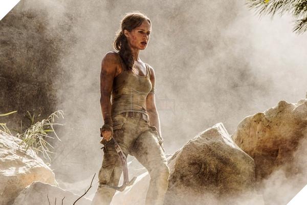 Alicia Vikander sẽ vào vai Lara Croft trong phim Tomb Raider năm sau