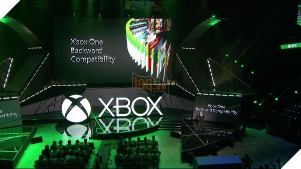 Microsoft ra mắt tính năng tương thích ngược game Xbox cũ lên Xbox One