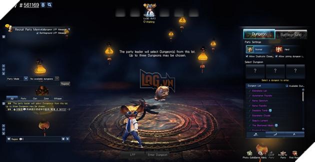 BnS: Giới thiêu giao diện game cơ bản dành cho tân thủ 12