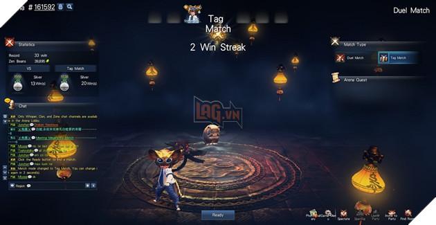 BnS: Giới thiêu giao diện game cơ bản dành cho tân thủ 13