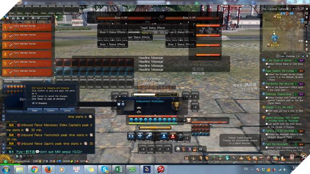 BnS: Giới thiêu giao diện game cơ bản dành cho tân thủ 3