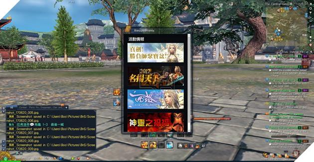BnS: Giới thiêu giao diện game cơ bản dành cho tân thủ 4