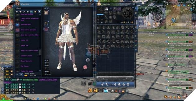 BnS: Giới thiêu giao diện game cơ bản dành cho tân thủ 6