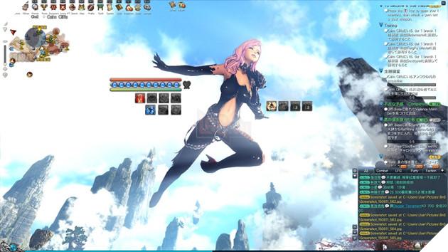 BnS: Giới thiêu giao diện game cơ bản dành cho tân thủ